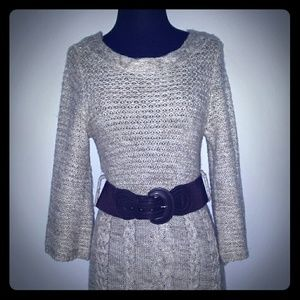 Dresses & Skirts - Style & Co cable knit dress